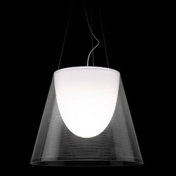 Flos - Flos   KTribe S3 Suspension Light - Design by Philippe Starck, 2005.