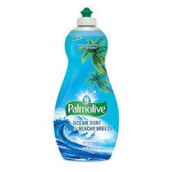 COLGATE/PALMOLIVE - PALMOLIVE DISHWASH LIQ BTL OCEAN BLU 12 - CAT: Chemicals & Janitorial Supply Chemicals Dishwashing Detergents