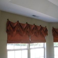 Modern Roman Shades by Window Wear