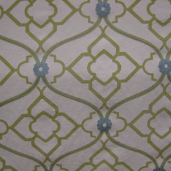 Traditional Upholstery Fabric