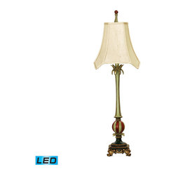 Dimond Lighting - Dimond Lighting Whimsical Elegance Table Lamp in Columbus - LED Offering Up To 8 - Table Lamp in Columbus - LED Offering Up To 800 Lumens belongs to Whimsical Elegance Collection by Dimond Lighting Lamp (1)