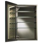 Strasser Woodenworks Homestyle II Medicine Cabinet with Lights - Modern - Medicine Cabinets - by ...