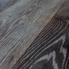 Mediterranean Hardwood Flooring by Vintage Elements LLC