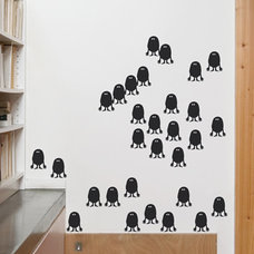 Contemporary Wall Decals by Domestic
