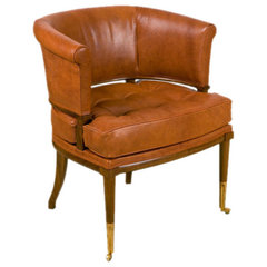 contemporary chairs by Dering Hall