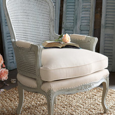 Traditional Armchairs by Soft Surroundings