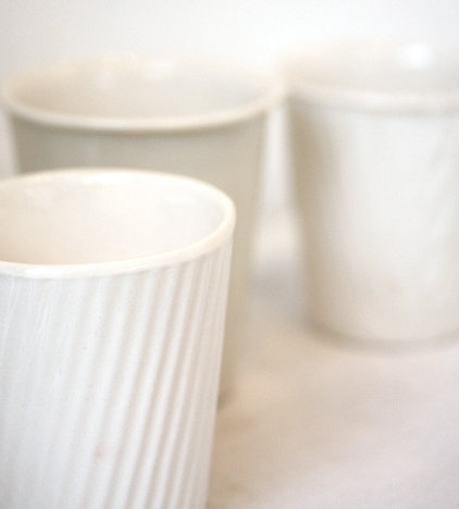 modern glassware by Love Loans + Linen