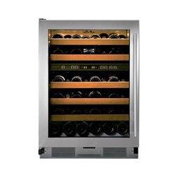 "Sub-Zero 24"" Wine Storage - Sub-Zero's 24"" wine storage unit can house up to 46 bottles."