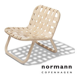 Normann Copenhagen Camping Chair - Normann Copenhagen Bau Lamp Large