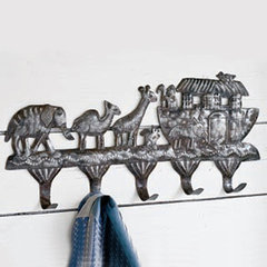 traditional nursery decor by Iron Accents