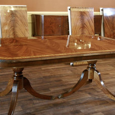 Traditional Dining Tables by AntiquePurveyor