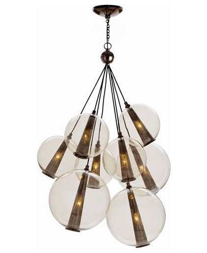 Modern Chandeliers by Clayton Gray Home