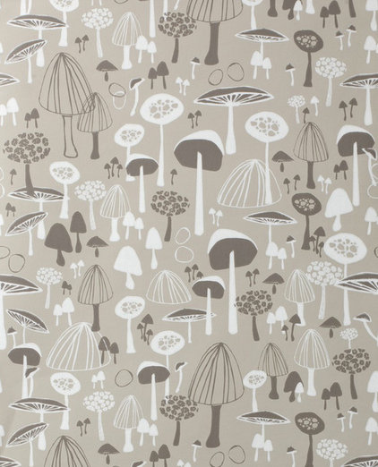 Eclectic Wallpaper by ferm LIVING