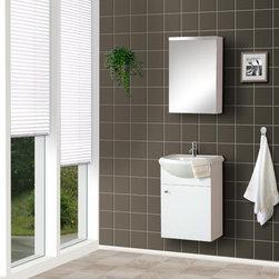 Dreamline Modern Bathroom Vanity DLVRB-101 - PRODUCT SPECIFICATIONS