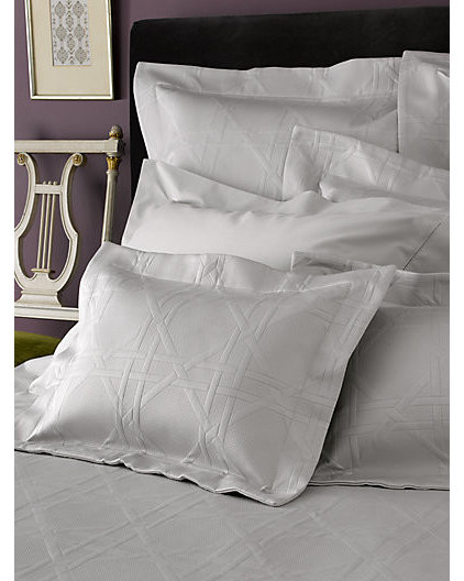 Contemporary Pillowcases And Shams by Saks Fifth Avenue