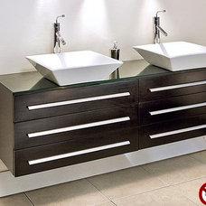 Contemporary Bathroom Vanities And Sink Consoles by SuperiorBath