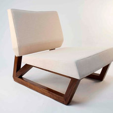 Modern Chairs by Purcell Living