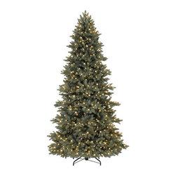 Majestic Blue Spruce Christmas Tree - A BELOVED CLASSIC IN TREE CLASSICS' MAJESTIC BLUE SPRUCE CHRISTMAS TREE
