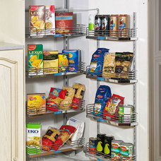 Traditional Food Containers And Storage by ITB Kitchen & Wardrobe Manufacturer