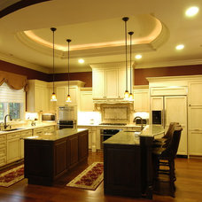 Traditional Kitchen by Foran Interior Design