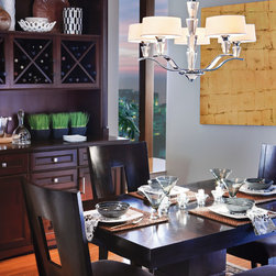 Decorative Lighting - The Crystal Persuasion Collection from Kichler
