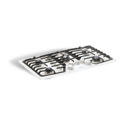 "36"" Gas Cooktop by Electrolux - Min-2-Max® Burner"