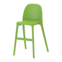 URBAN Junior chair | IKEA - Junior chair, green