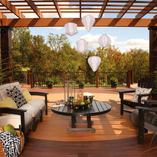 Contemporary Outdoor Products by Backyard America