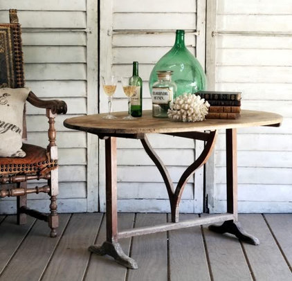 Traditional Dining Tables by French Garden House