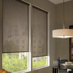 Boutique - Boutique Fusion Solar Shades - Able to match any decor and add functionality to your windows, our Fusion Solar Shades make a great addition to any home.