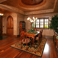 """Traditional Hardwood Flooring by Image""""Home""""Builders of Central Florida, Inc."""
