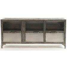 Industrial Entertainment Centers And Tv Stands by Zin Home