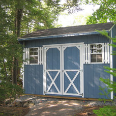 Traditional Sheds by North Country Sheds
