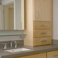 """Vanity Tops And Side Splashes by Pro Contracting """"The Countertop Specialist"""""""