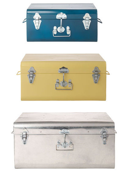 Eclectic Storage Boxes by TOAST