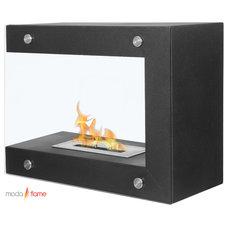 Modern Fireplaces by LightKulture.com