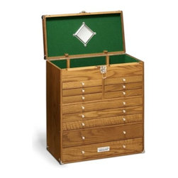 Gerstner-International - Complete Solutions Chest - Gerstner International GI 540 Chest - The new complete Solutions chest is ideal for organization and safekeeping the items you most cherish.