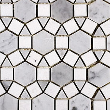 Contemporary Floor Tiles by Saltillo Imports