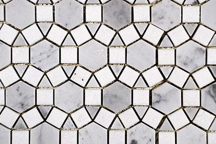 Contemporary Wall And Floor Tile by Saltillo Imports
