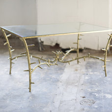 Contemporary Coffee Tables by vanCollier