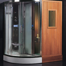 Modern Showers by Atlas International, Inc.