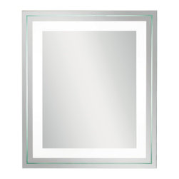Kichler Lighting - Kichler Lighting Transitional Mirror X-10287 - Kichler Lighting Transitional Mirror X-10287