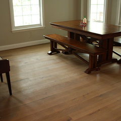 wood flooring by Eutree Wide Plank Flooring