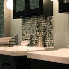 Contemporary Bathroom Photos Submitted by Cove Finishings Customers