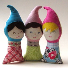 contemporary baby toys by Etsy