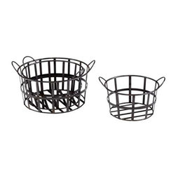 Barn Baskets Set of 3 - Barn Baskets