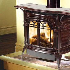Stardance Direct Vent Gas Stoves by Vermont Castings