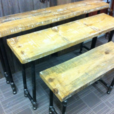 Modern Side Tables And End Tables by Reclaimed