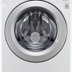 LG - WM3050CW Energy Star Rated Ultra Large 4.0 cu. ft. Capacity Front Load Washer wi - The LG WM3050CW 40 Cu Ft ultra large capacity front-load washer with ColdWash technology offers cold water savings with warm water performance - this washer uses cold water and enhanced washing motions to penetrate deep into fabrics Features 6Motion ...