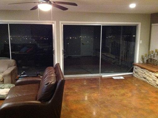 10 ft old aluminum sliding doors for 10 foot sliding door